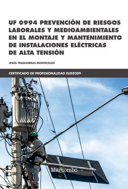 PREVENCION DE RIESGOS LABORALES Y MEDIOAMBIENTALES UF 0994.
