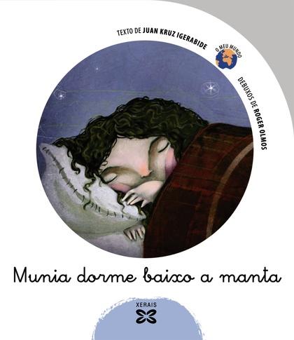 MUNIA DORME BAIXO A MANTA