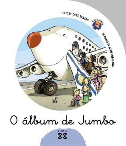 O ÁLBUM DE JUMBO