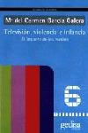 Televisión, violencia e infancia