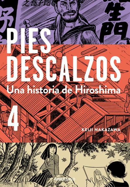 PIES DESCALZOS 4. UNA HISTORIA DE HIROSHIMA