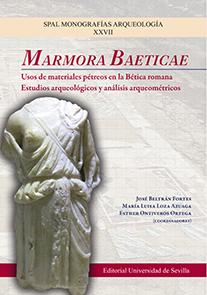 MARMORA BAETICAE                                                                USOS DE MATERIA