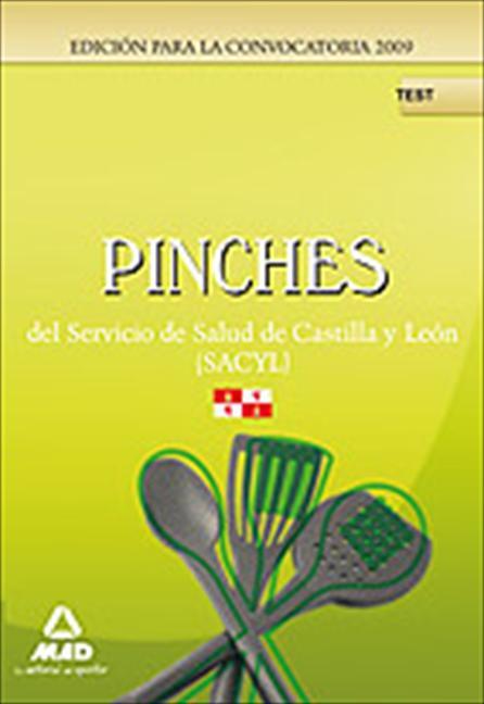 PINCHES, SERVICIO DE SALUD DE CASTILLA Y LEÓN (SACYL). TEST