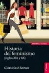 HISTORIA DEL FEMINISMO : SIGLOS XIX Y XX