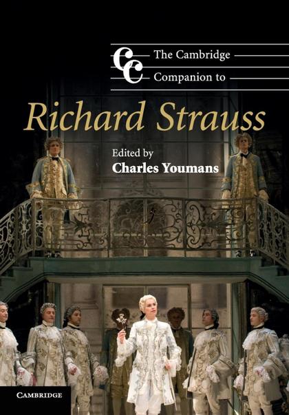 THE CAMBRIDGE COMPANION TO RICHARD STRAUSS