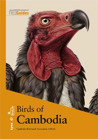 BIRDS OF CAMBODIA.