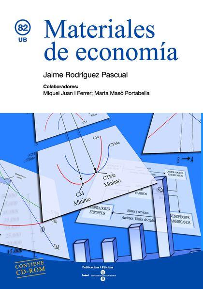 MATERIALES DE ECONOMÍA