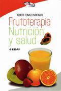 FRUTOTERAPIA, NUTRICIÓN Y SALUD