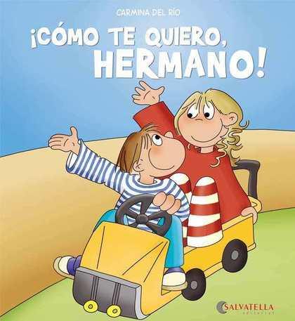¡CÓMO TE QUIERO, HERMANO! : ¡HOY ES UN DÍA ESPECIAL! 11