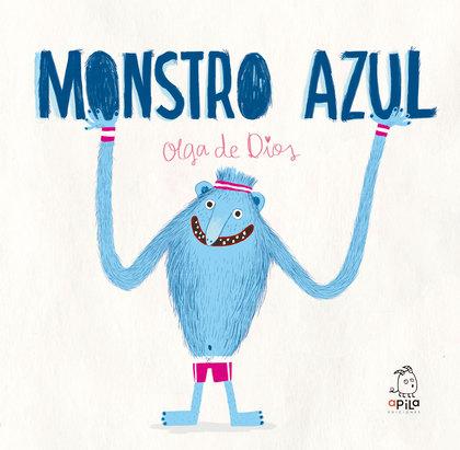 MONSTRO AZUL.