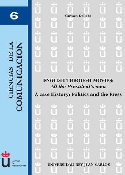 English through movies. All president`s men