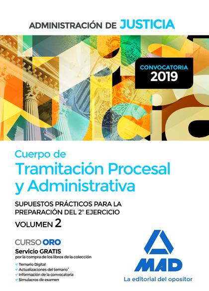 TEMARIO II CUERPO TRAMITACION PROCESAL Y ADMINISTRATIVA ADMINISTRACION JUSTICIA