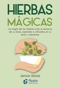HIERBAS MAGICAS.