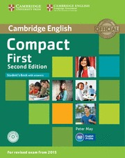 COMPACT FIRST STUDENTS WITH ANSWERS SECOND EDITION