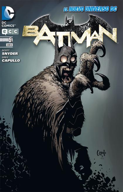 BATMAN NÚM. 05.