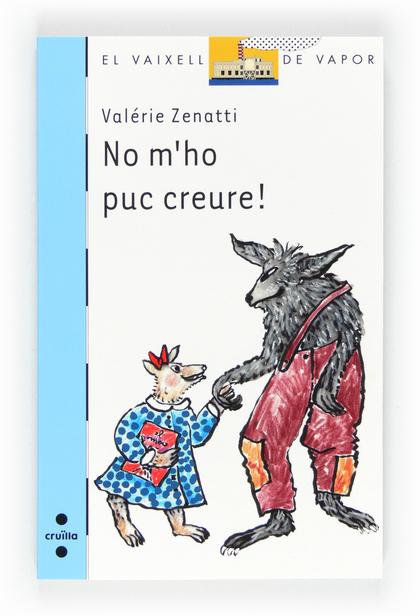 NO M´HO PUC CREURE!