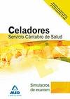CELADORES, SERVICIO CÁNTABRO DE SALUD. SIMULACROS DE EXAMEN