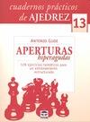 APERTURAS HIPERAGUDAS