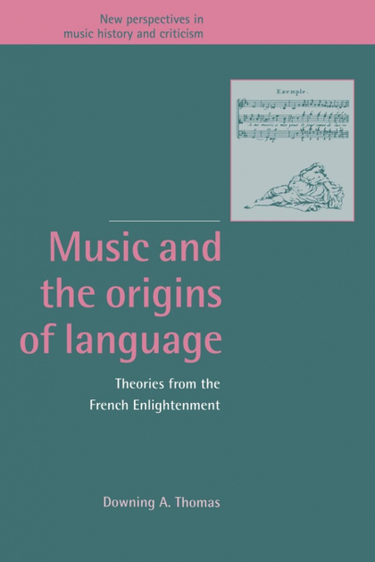 MUSIC AND THE ORIGINS OF LANGUAGE