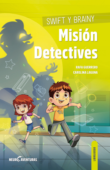 SWIFT Y BRAINY MISION DETECTIVES