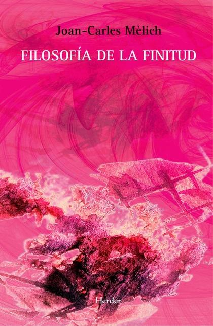 FILOSOFÍA DE LA FINITUD