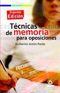 TECNICAS MEMORIA PARA OPOSICIONES.