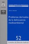 PROBLEMAS DERIVADOS DE LA DELINCUENCIA MEDIOAMBIENTAL