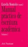 MANUAL PRÁCTICO DE ESCRITURA ACADÉMICA I