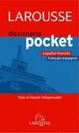 Diccionario Pocket español-francés / français-espagnol