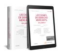 LECCIONES DE DERECHO MERCANTIL VOL II 2017.