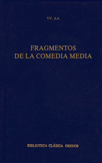 FRAGMENTOS DE LA COMEDIA MEDIA