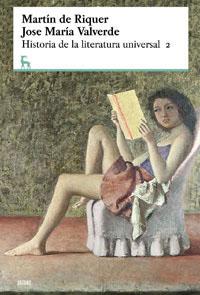 HISTORIA DE LA LITERATURA UNIVERSAL. VOL. 2.