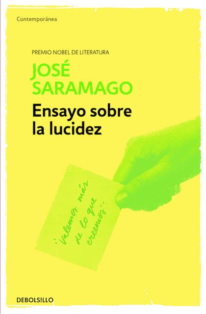 ENSAYO SOBRE LA LUCIDEZ.
