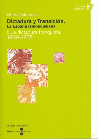 LA DICTADURA FRANQUISTA, 1939-1975