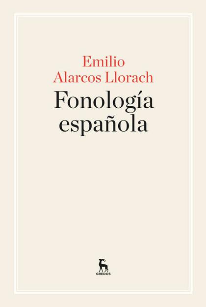 FONOLOGÍA ESPAÑOLA.