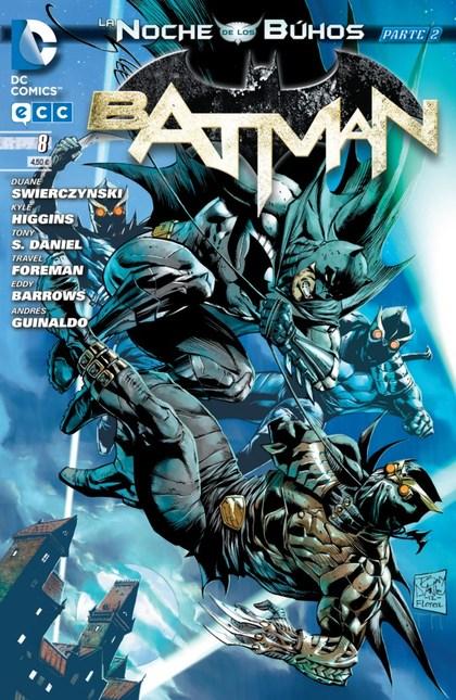 BATMAN NÚM. 8.