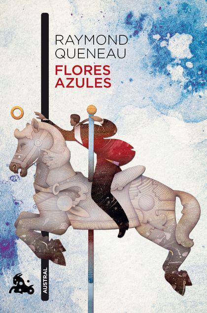 FLORES AZULES.
