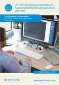 Despliegue y puesta en funcionamiento de componentes software. IFCT0609