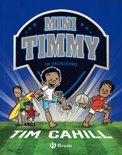MINI TIMMY - DE VACACIONES.