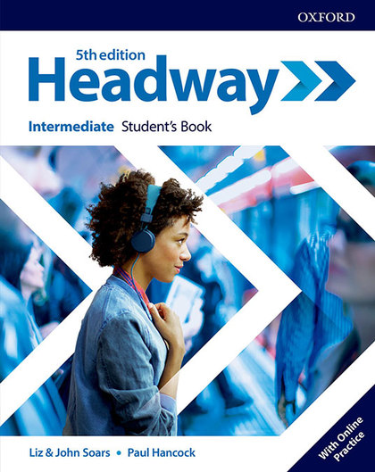 NEW HEADWAY 5TH EDITION INTERMEDIATE. STUDENT´S BOOK WITH STUDENT´S RESOURCE CEN