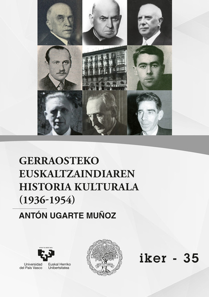 GERRAOSTEKO EUSKALTZAINDIAREN HISTORIA KULTURALA (1936-1954)