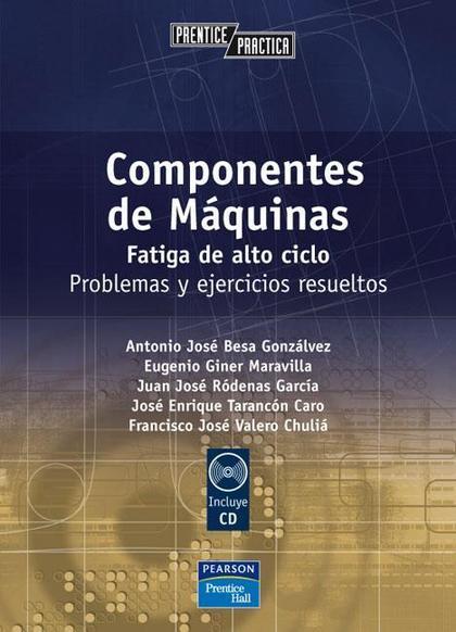 COMPONENTES DE MÁQUINAS : PROBLEMAS Y EJERCICIOS RESUELTOS
