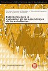 ESTÁNDARES PARA LA EVALUACIÓN DE LOS APRENDIZAJES DE LOS ESTUDIANTES