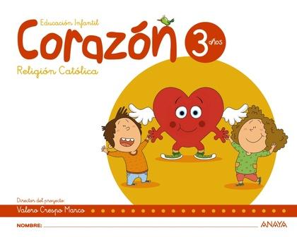 CORAZÓN 3 AÑOS..