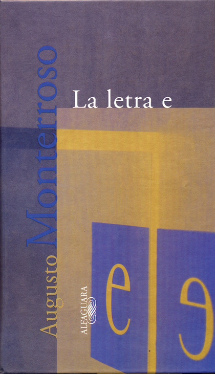 LA LETRA E