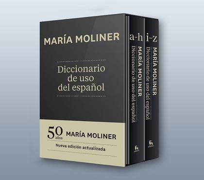 DICCIONARIO DE USO DEL ESPAÑOL. NUEVA EDICIÓN ACTUALIZADA