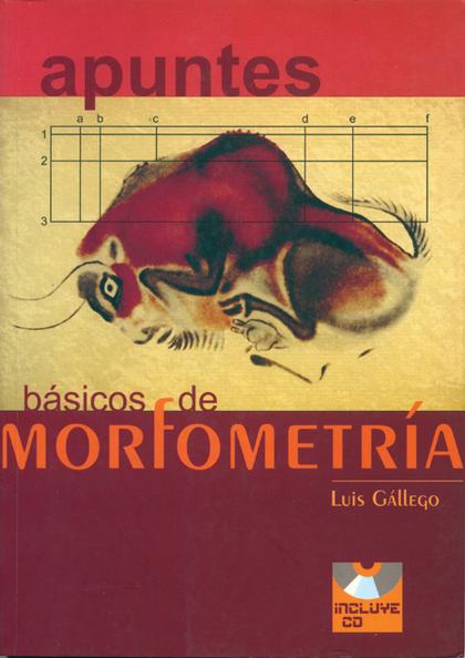 APUNTES BÁSICOS DE MORFOMETRÍA