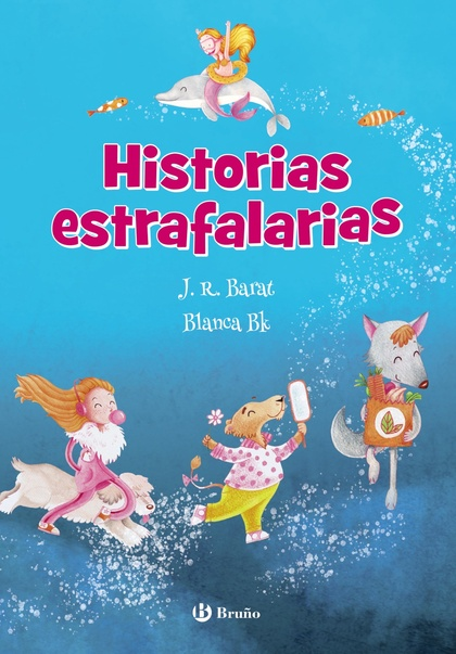 HISTORIAS ESTRAFALARIAS.