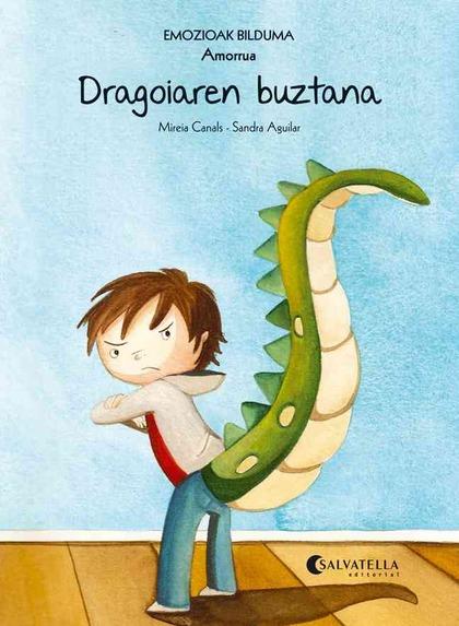 DRAGOIAREN BUZTANA (AMORRUA)                                                    EMOZIOAK 2