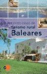 MEJORES CASAS TURISMO RURAL BALEARES